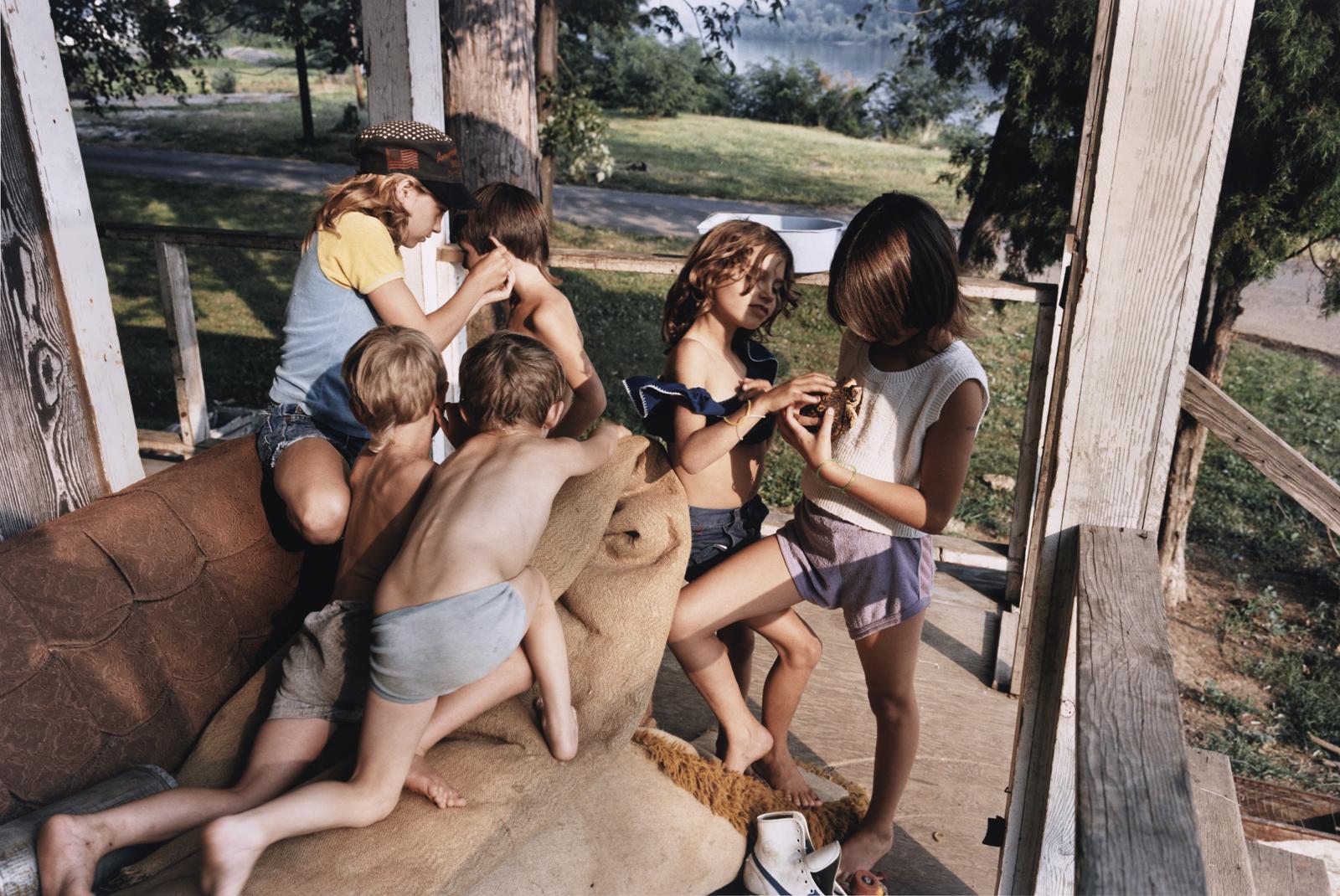 © Sheron Rupp, Marietta, Ohio, 1985