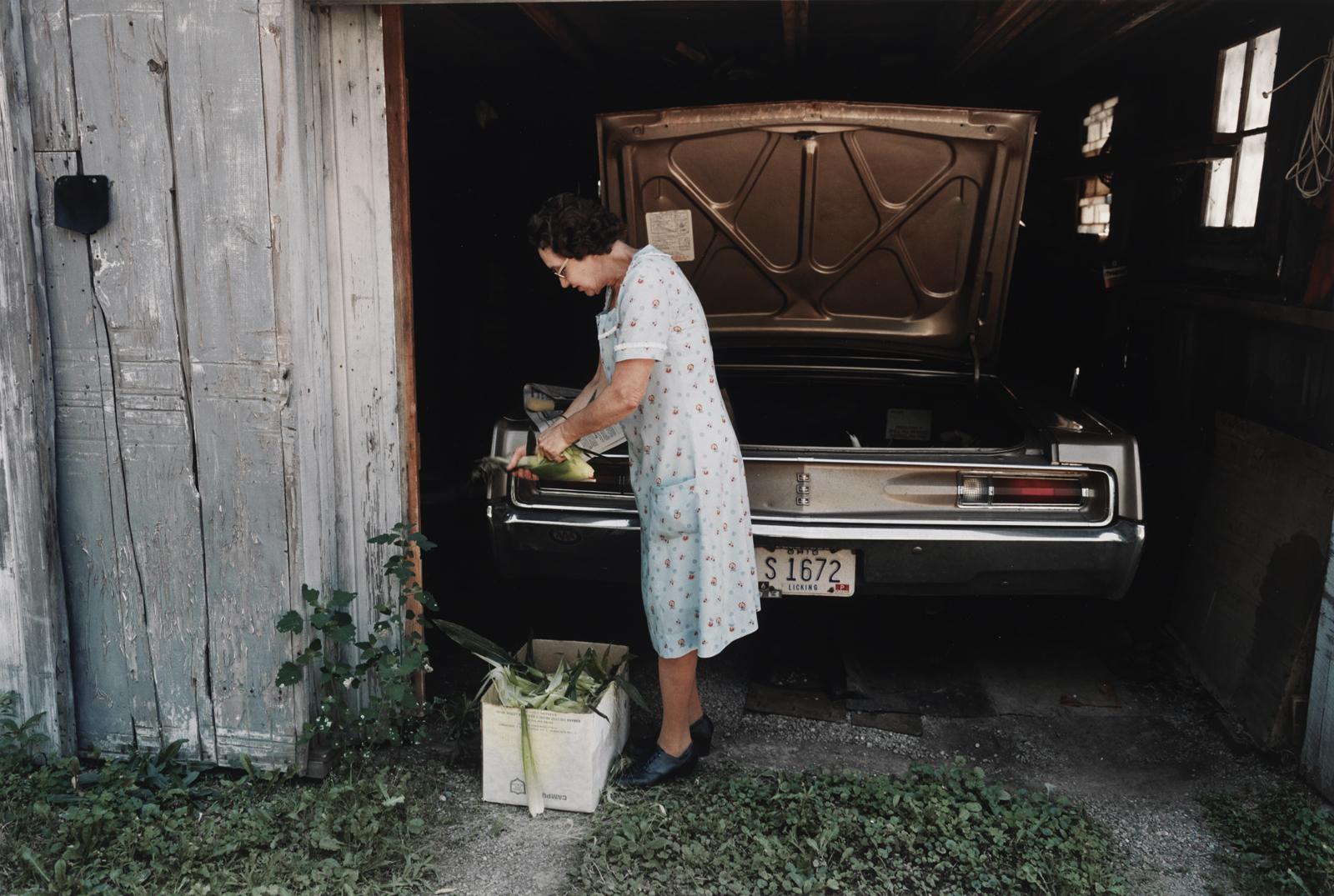© Sheron Rupp, Utica, Ohio, 1984