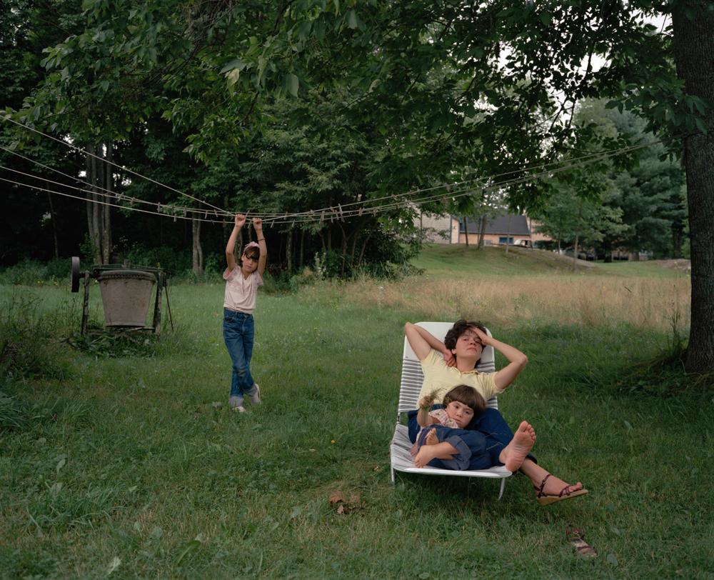 © Jo Ann Walters, Lincolnville, Maine, 1988