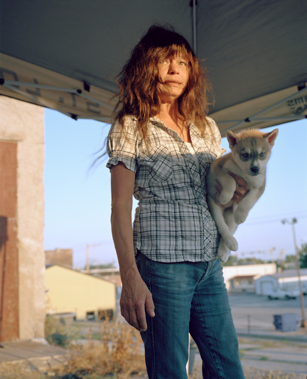© Jo Ann Walters, from the series DOG Town, Alton, Illinois 2012